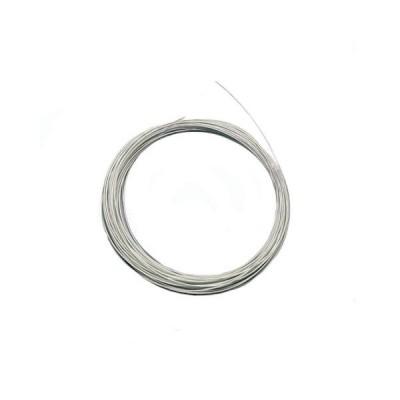 Cavo di acciaio 5 mt., diametro Ø 1,8 mm.