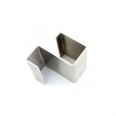 aggancio in metallo per pannelli cornici fix