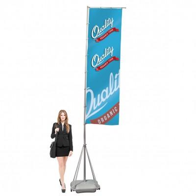 bandiera pubblicitaria 5 metri