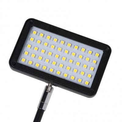 Faretto LED 50W per stand portatili curvi ABX