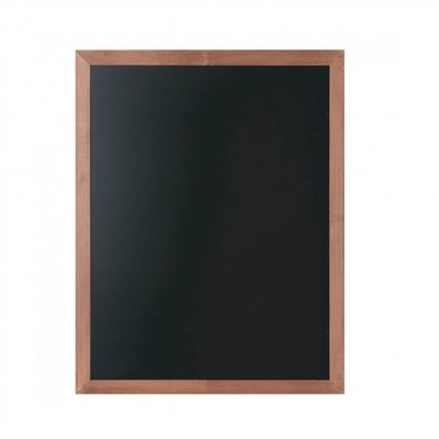 Cornice in legno 700x900 mm con lavagna scrivibile