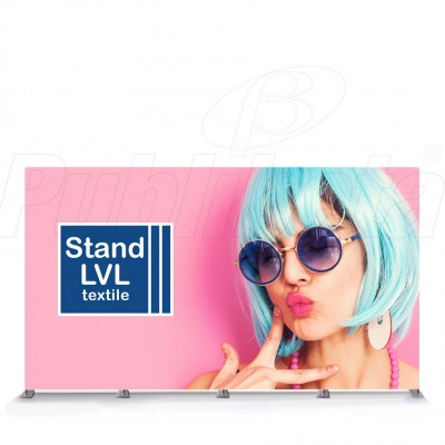 Stand portatile 400x240 cm LVL