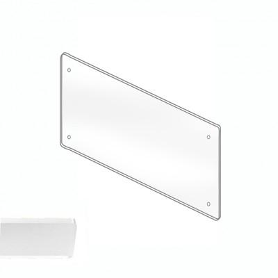 pannello in plexiglass modulare componibile