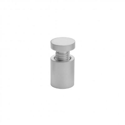 Distanziale BOLD 19x25 mm alluminio satinato
