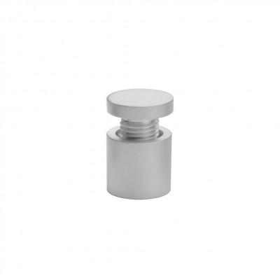 Distanziale alluminio 25x25 mm