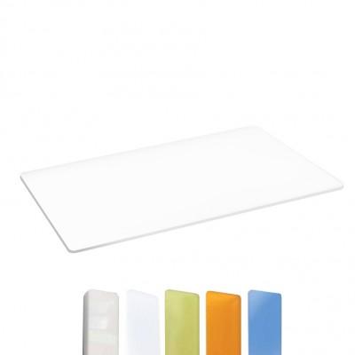Ripiani in plexiglass componibili per vetrine e negozi