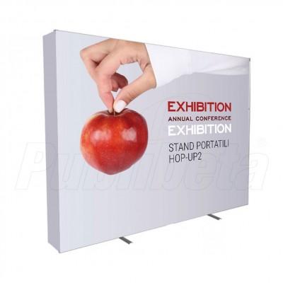 Stand portatile componibile HOPUP 3x4