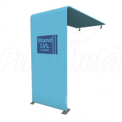 Stand per feira - modulo a forma di arco