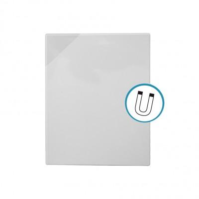 Tasche porta avvisi con fondo magnetico A3-A4
