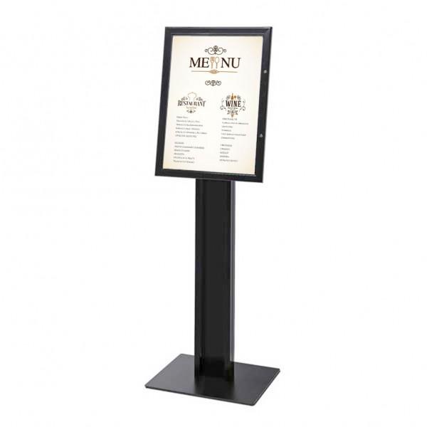 Bacheca autoportante porta menu per esterni per 4A4