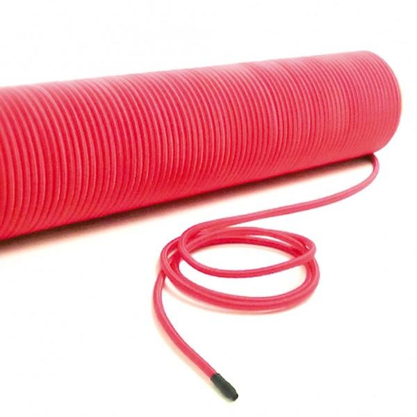 Cordino ROSSO elastico per colonnine segna percorso