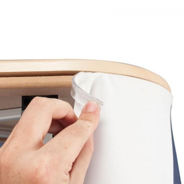 Desk promozionale stampa in tessuto
