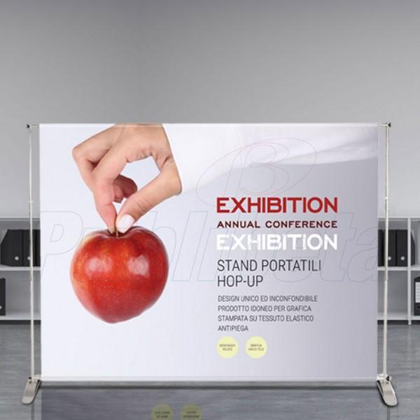 Stand portatile fondale backdrop
