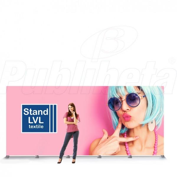 Stand portatile 500x240 cm LVL