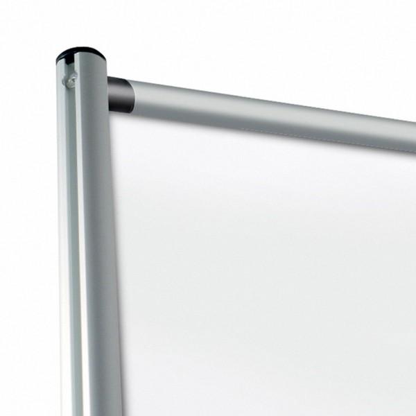 Pannello divisorio doppio forex bianco