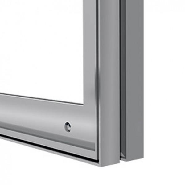 profilo alluminio frame vct