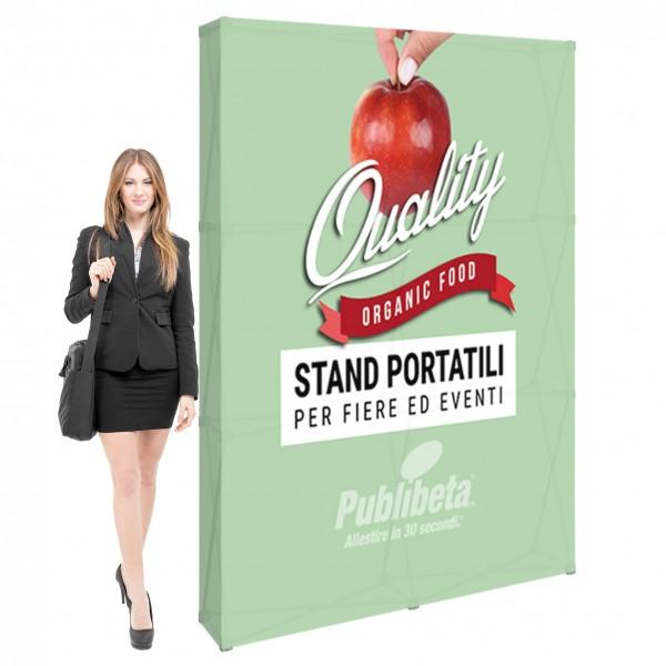 stand portatile HOPUP 3x2