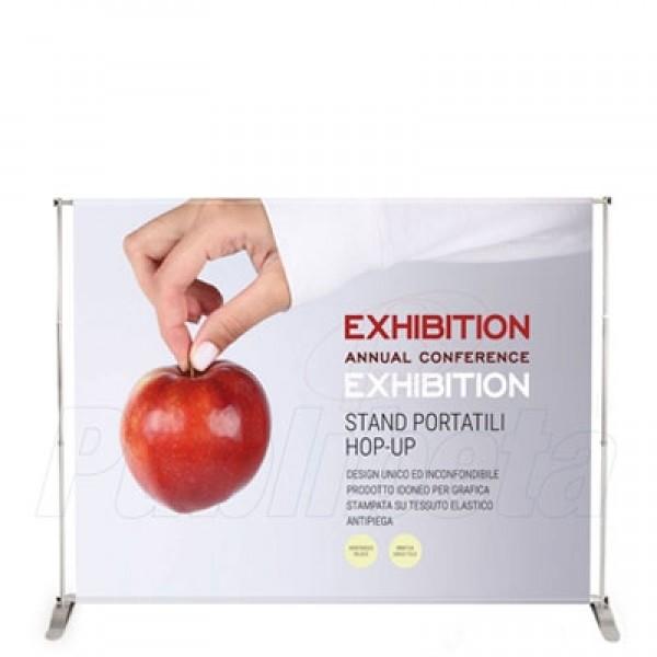 Stand portatili pannelli backdrop