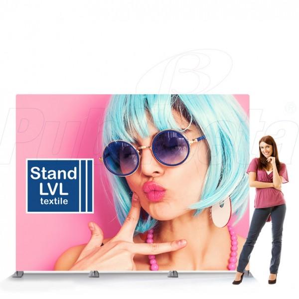 Stand portatile 300x240 cm LVL