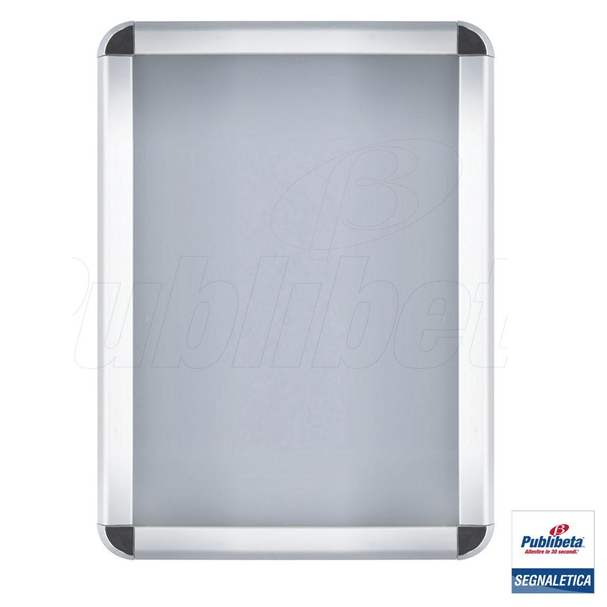 Cornici a scatto da muro profilo di alluminio 32 mm