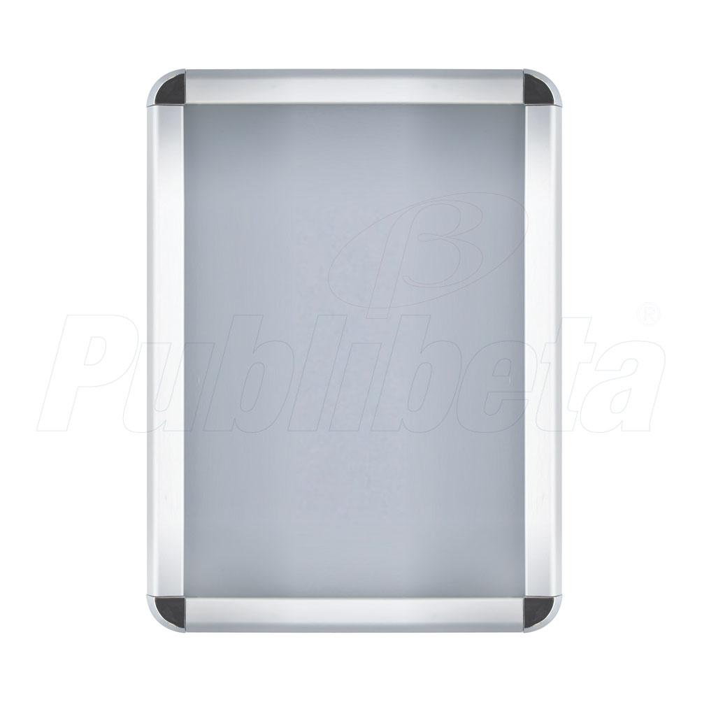cornici a scatto con profilo di alluminio 32 mm