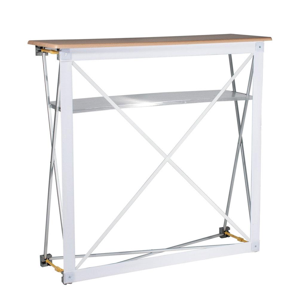 desk promozionale banchetto stand pubblicitario hopup