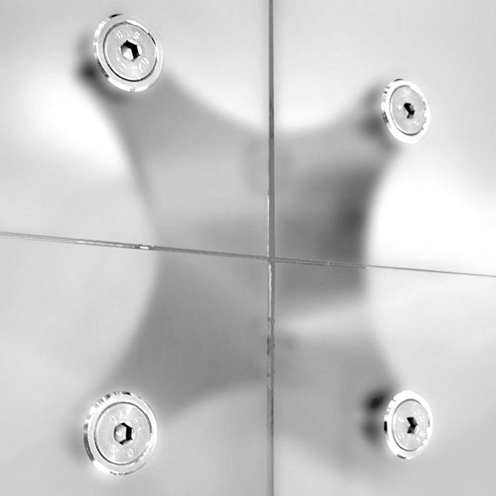 pareti divisorie plexi modello FLOSTAND