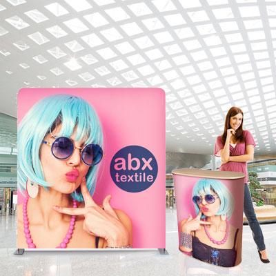 desk promozionali, banchetti pubblicitari