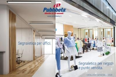 catalogo segnaletica per ufficio e punto vendita